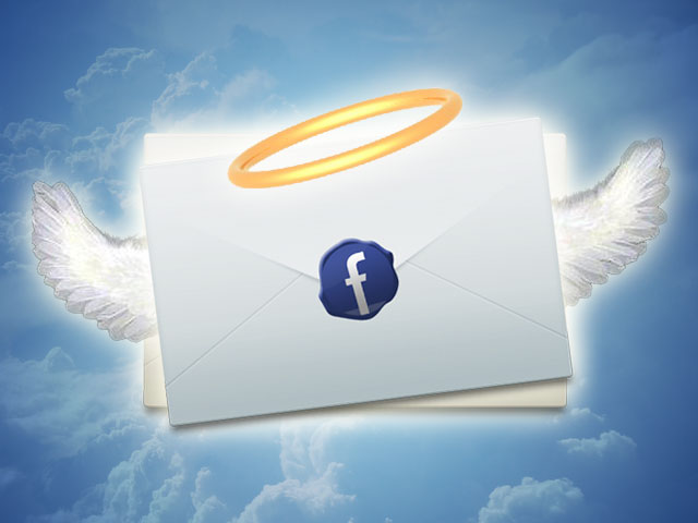 facebook paid message service