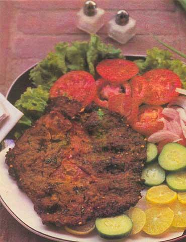 Chapli-Kabab