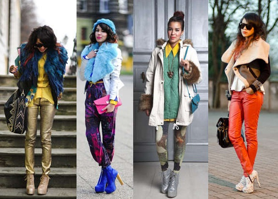 Eclectic Style Clothing Images Galleries With A Bite