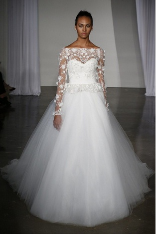 Bridal Fashion Trends For 2013