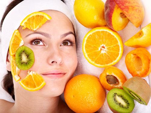 Fruits to make ur skin glow