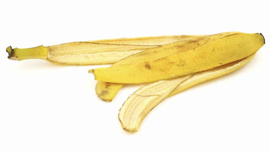 banana peel cab do wonders