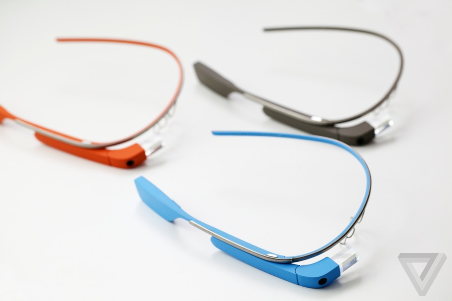 Look into the Future with Google Glass