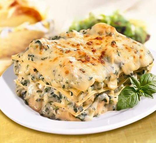 The Yummy Chicken Lasagna
