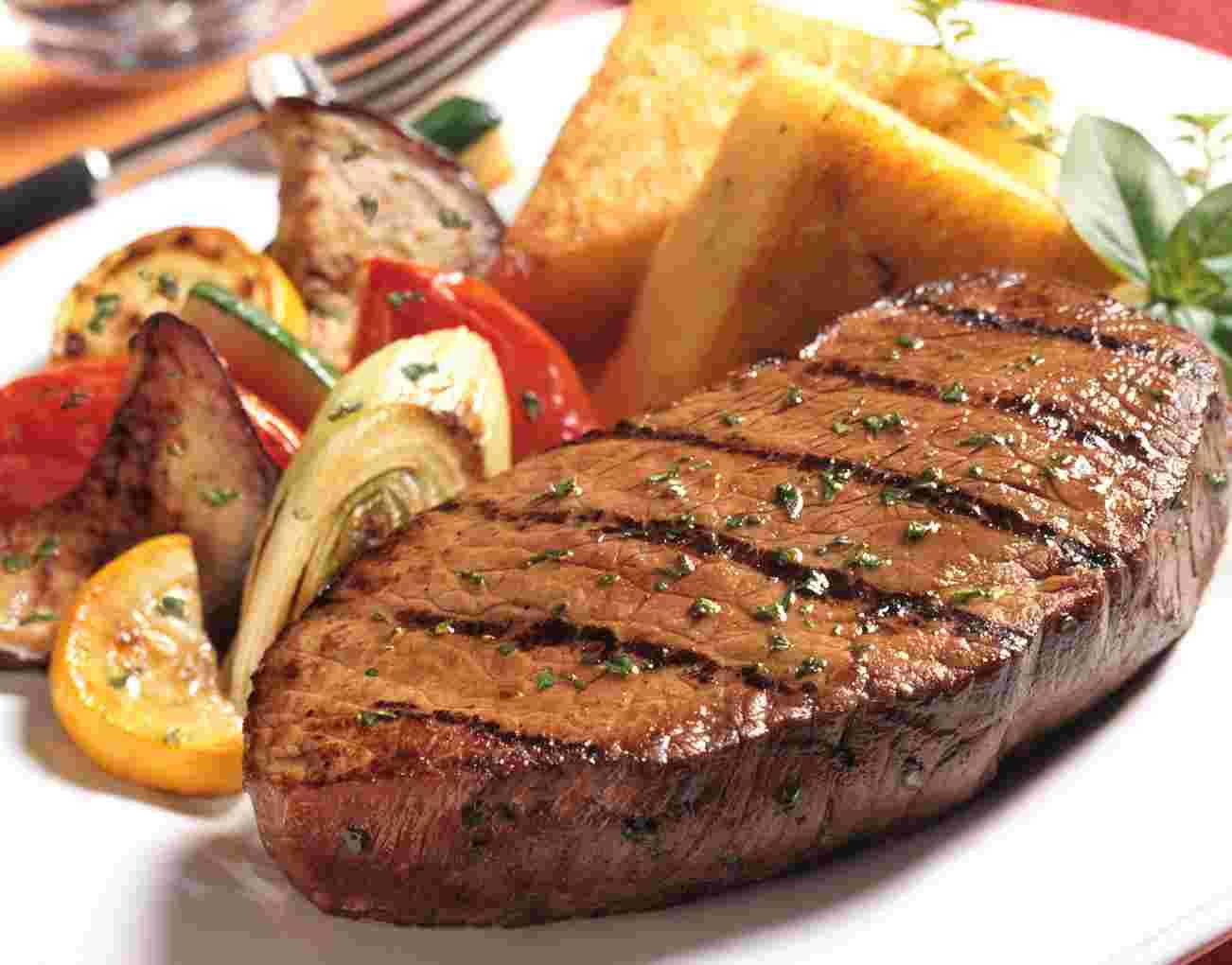 The Tempting Pepper Steak!