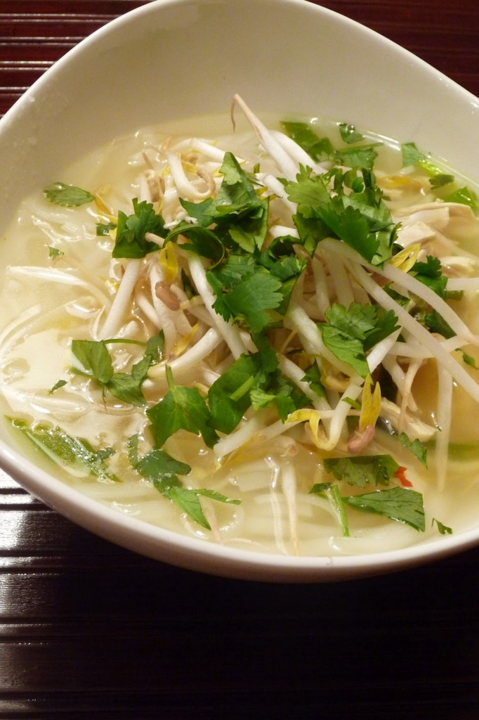 The Spicy Thai Soup