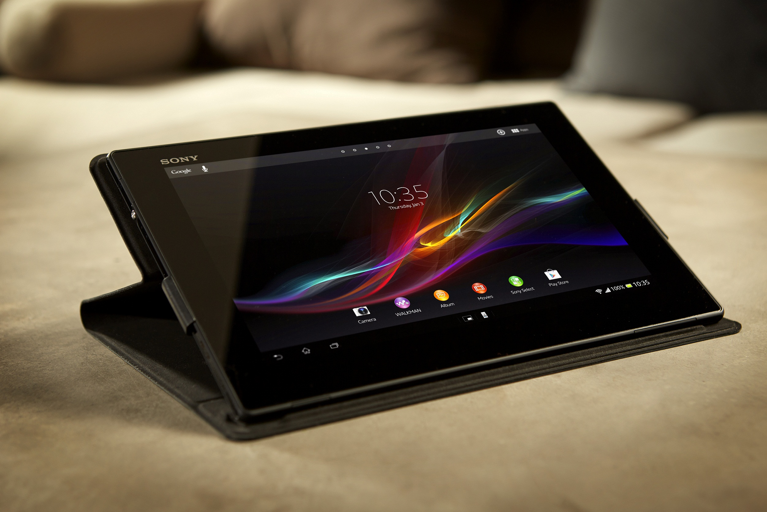 Sony Has The Best Tablet!