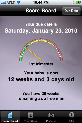 IPhone Apps for Expectant Fathers