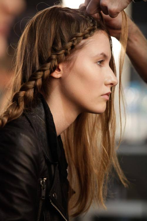 The Braided Look!
