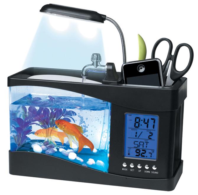 Technology In Aquarium!