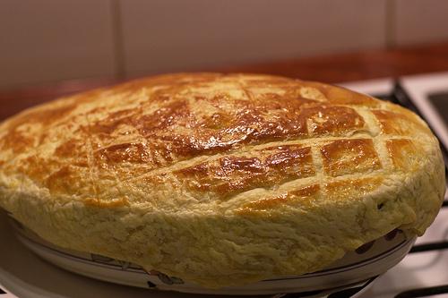 Puffy Pie!
