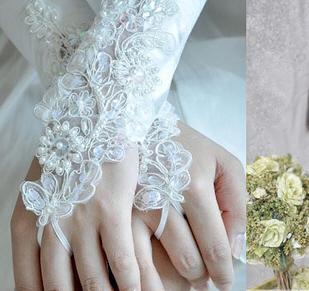 Bridal Gloves Enhance Your Elegance!