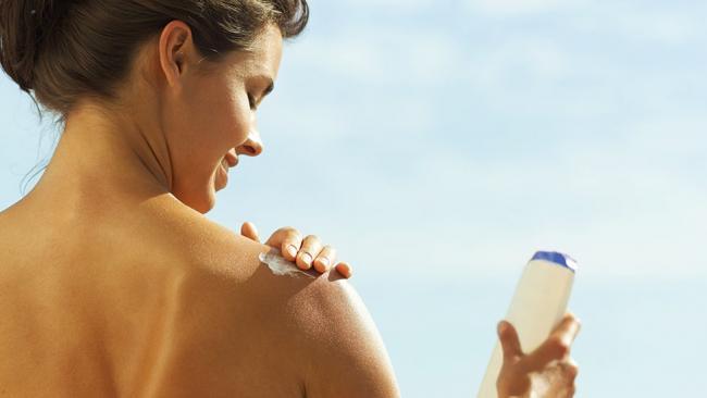 Get Rid Of Sunburn Naturally!