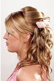 Accessorized Hairstyle!