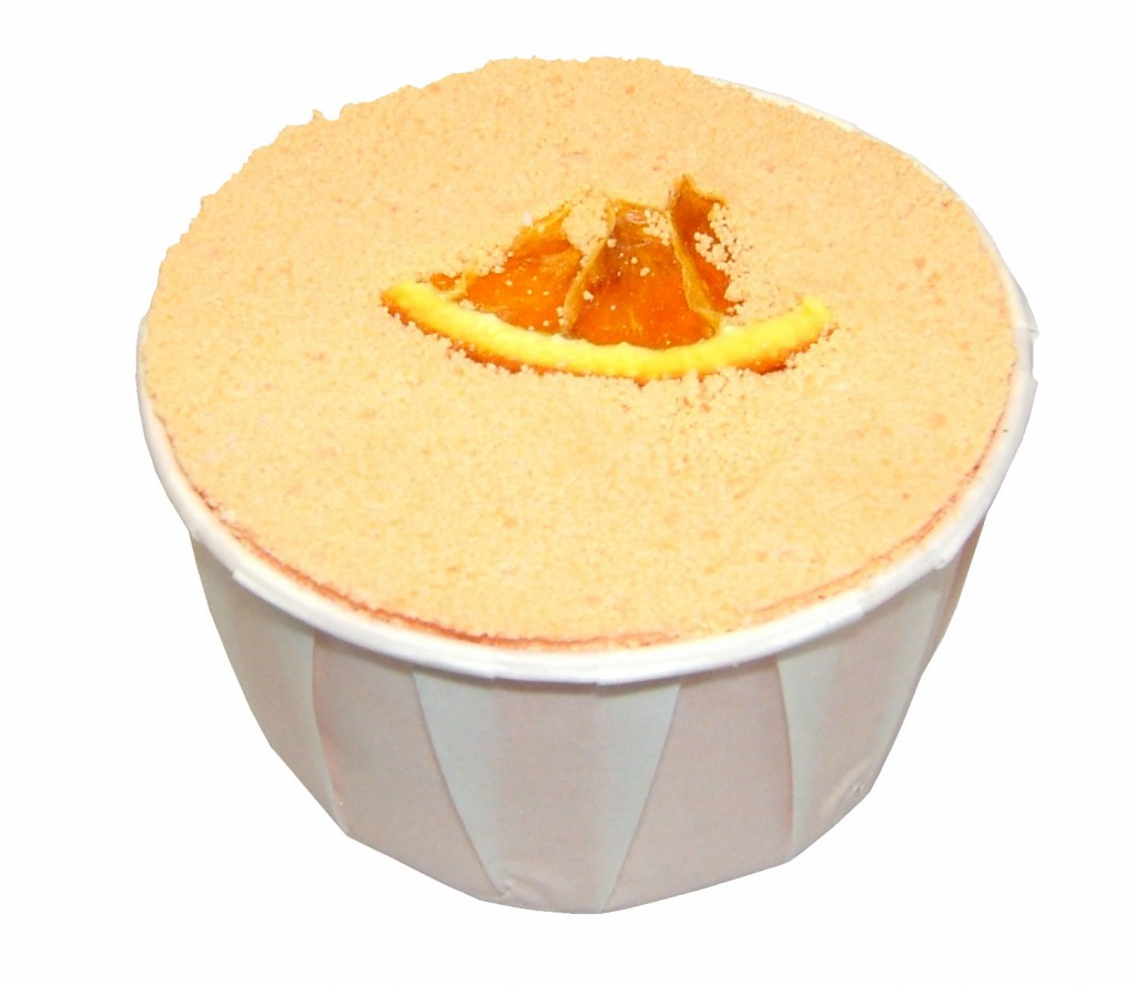 Orange Soufflé, A Yummy Dessert!