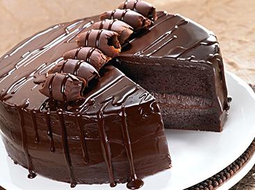Everyone's Favorite Chocolate Cake!