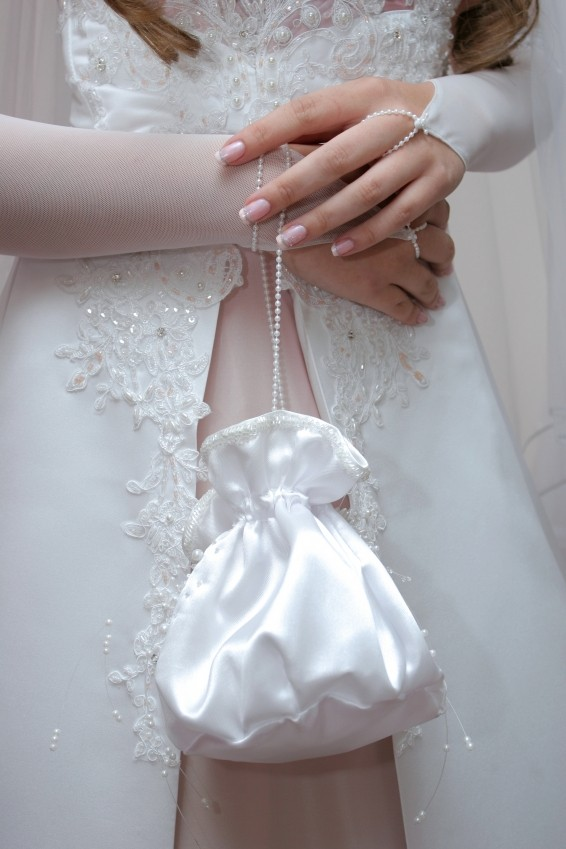 Bride And Purses!