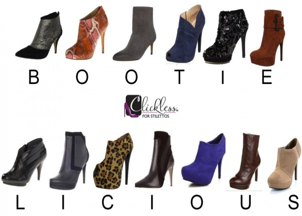 Model Ankle Boots For Women Amp Their Types