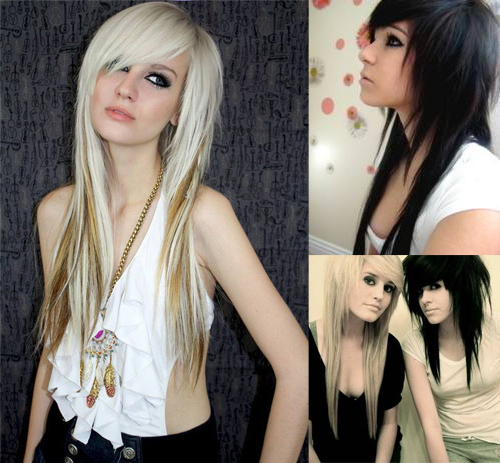 emo-hairstyles