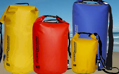 Protect your beach items with perfect waterproof beach bags