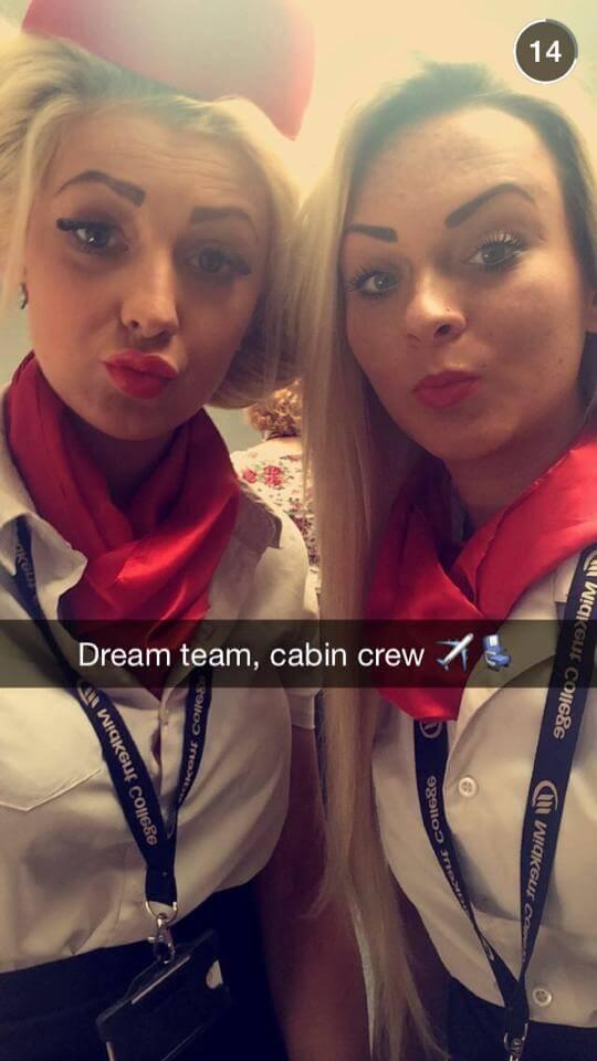 cabin-crew