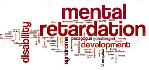 Awareness of mental retardation