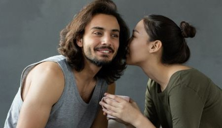 Women have secrets that even their boyfriends can't tell